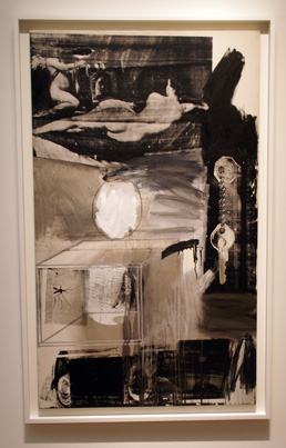 """Exile"" by Rauschenberg"