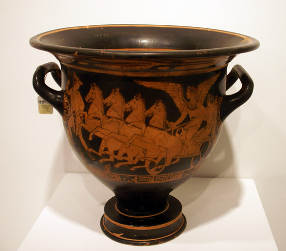 Greek pot