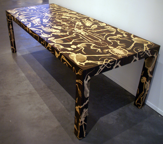 """Perished Table"" by Studio Job"