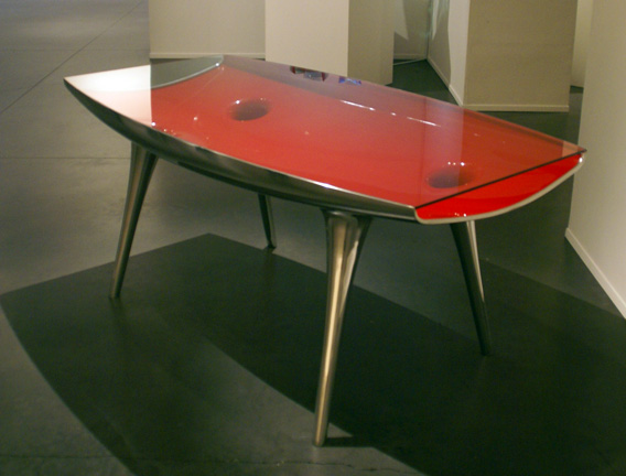 """Chop Top Table"" by Marc Newson"