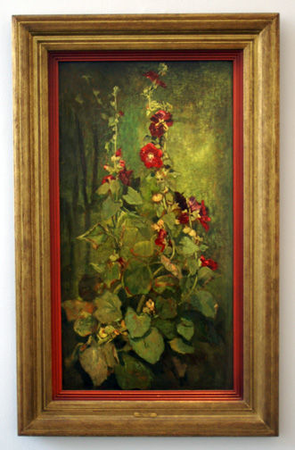 Flowers by John La Farge