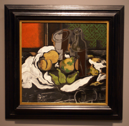 Still life by Braque