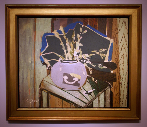 Braque still life