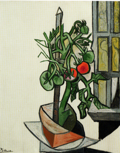 Plant by Picasso