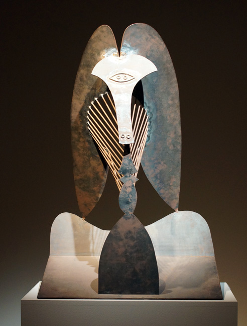 "Maquette for Chicago's ""Head"" by Picasso"