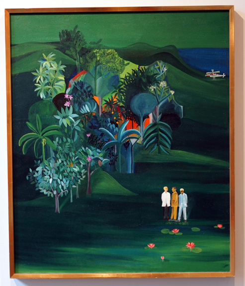 """American Survey Officer"" by Khakhar"