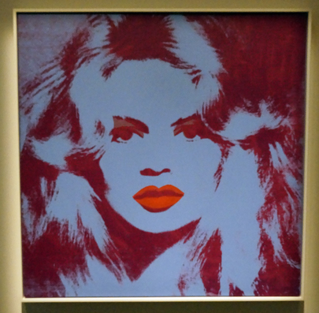 Bardot by Warhol
