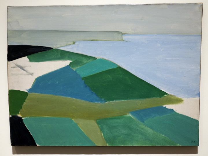 DeStael green
