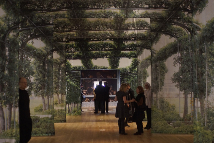 Sotheby's Galleries of Mellon's gardens