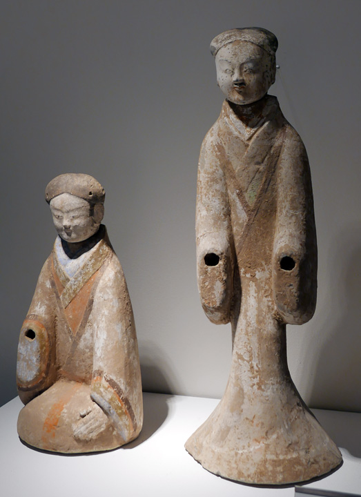 Tang pottery ladies