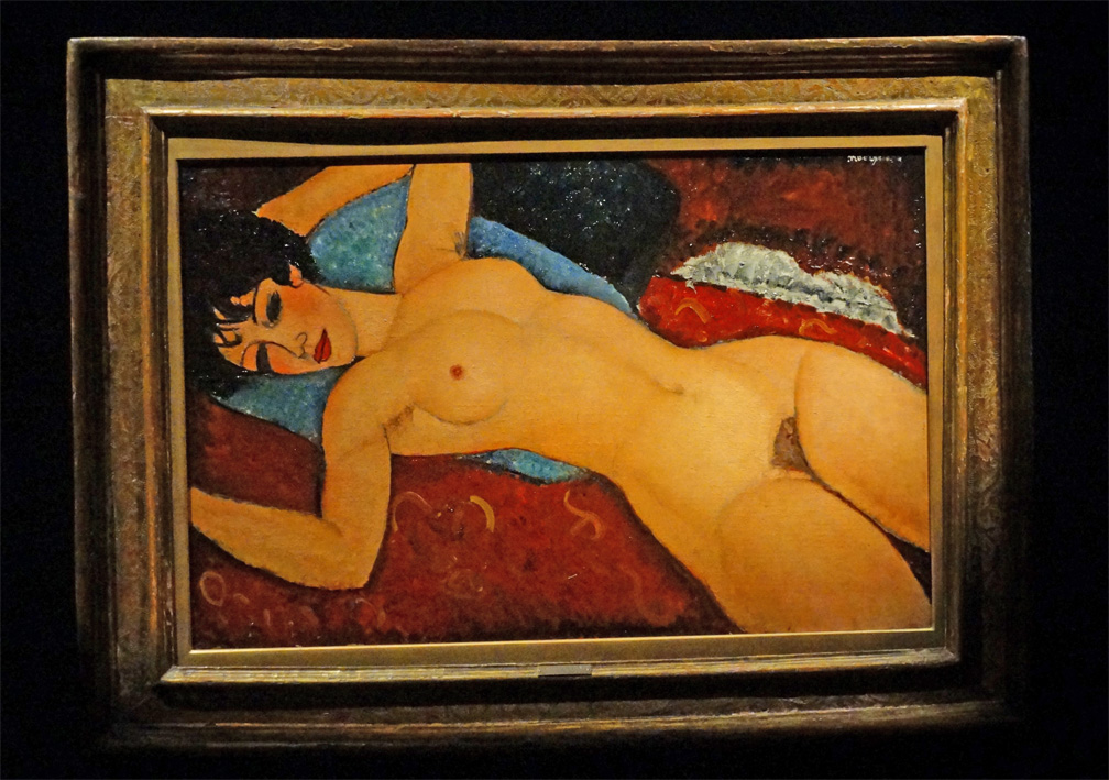 Nude by Modigliani