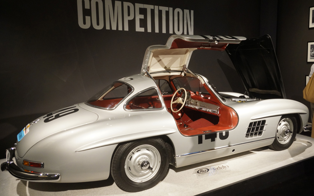 Mercedes 300 gull wing