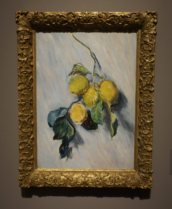 Lemons by Monet