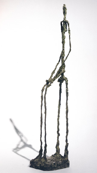 Giacometti seated man 6
