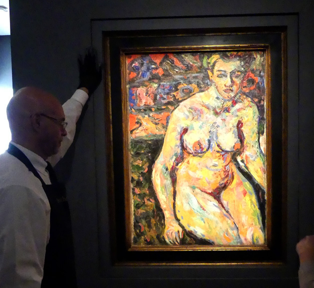 Kirchner double nude