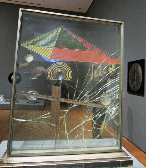 Duchamp eye