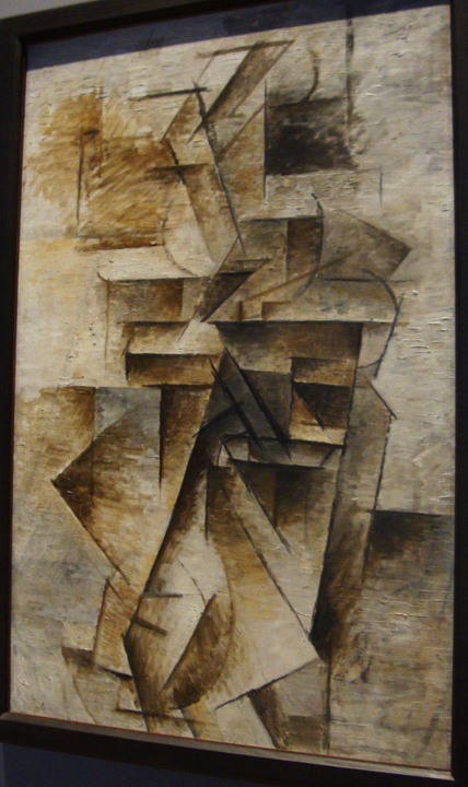 Mandolin by Picasso