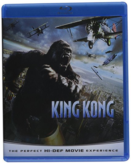 Blue-ray version of 2005 film
