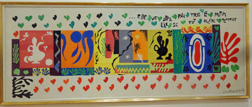 The Thousand and One Nights by Matisse
