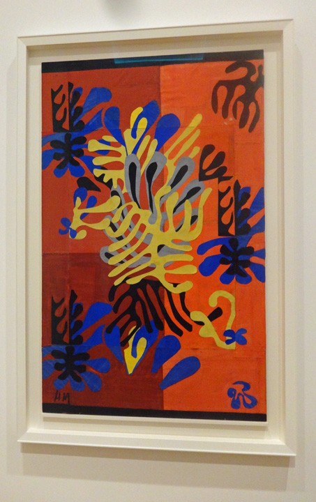 Mimosa by Matisse