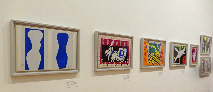 Several works by Matisse