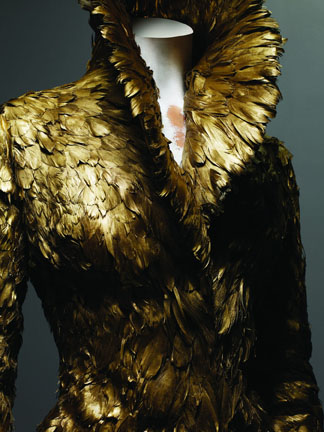 McQueen feathers