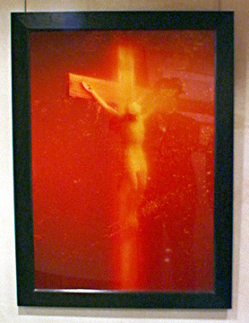 """Piss Christ"" by Andres Serrano"