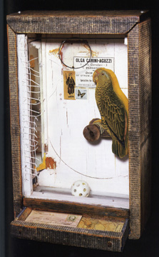 """Untitled (For Mylène Demongeot)"" by Joseph Cornell"