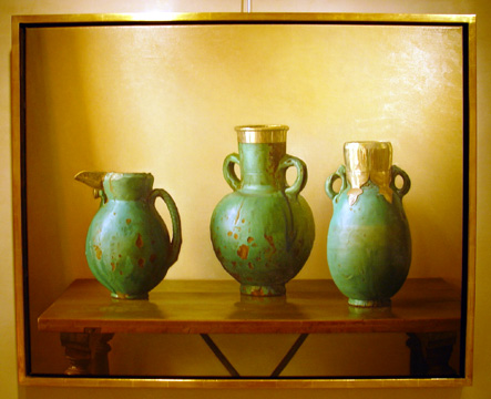 """Poteria de Marrakech"" by Claudio Bravo"