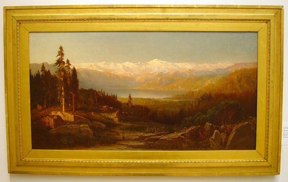 """Rocky Mountains"" by Thomas Hill"