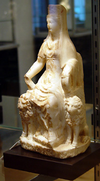 """Cybele"" Roman Imperial"