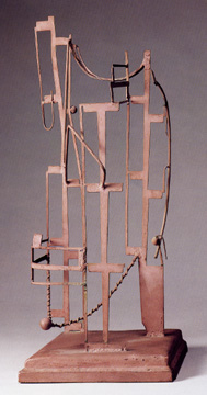 """Structure (Vertical Construction"" by David Smith"