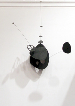 """Escutcheon"" by Alexander Calder"