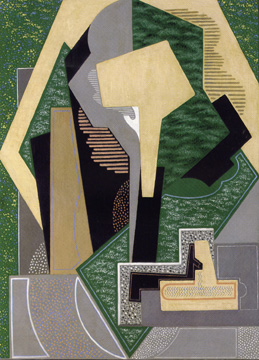 """Le Chatelard, paysage"" by Severini"