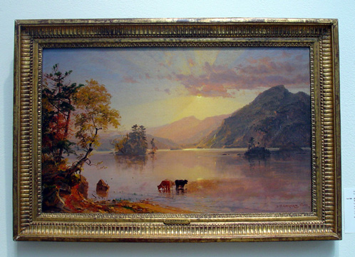 """Lake George"" by Cropsey"