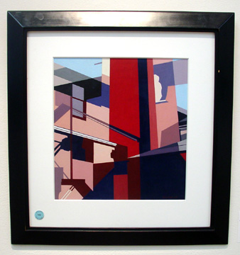 """Ballarvale Revisited"" by Sheeler"