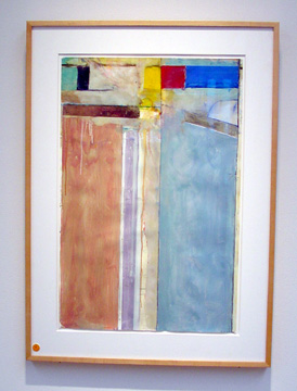 """Untitled (Ocean Park)"" by Diebenkorn"