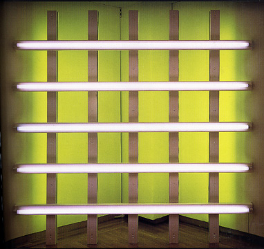 """Untitled"" by Dan Flavin"