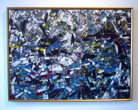 """Echo d'Horizon"" by Riopelle"