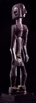 Banama female figure
