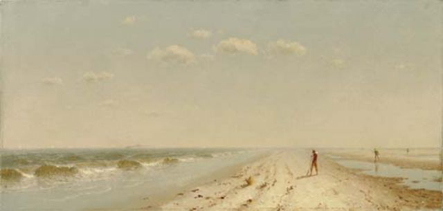 """Fire Island Beach"" by Gifford"