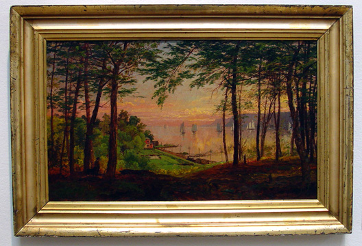 """Hudson River from Dudley's Grove"" by Cropsey"