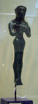 Female votive