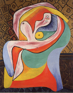 """Le repos"" by Picasso"