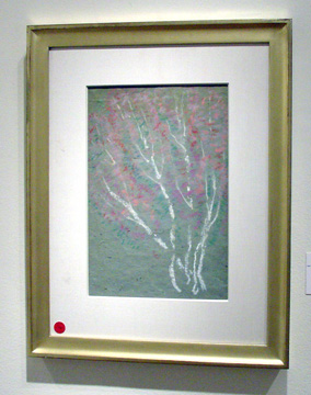 """Birch Trees"" by Hartley"