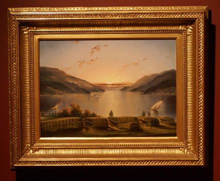 """Hudson River from West Point"" by Buttersworth"
