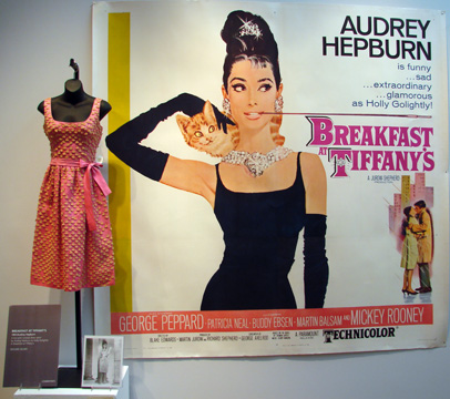 """Pink Dress"" from Breakfast at Tiffany's"