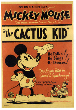 "poster for ""The Cactus Kid"""