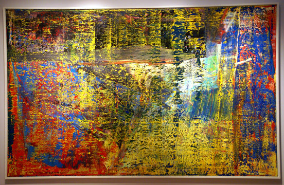 """Abstraktes Bild (625)"" by Richter"