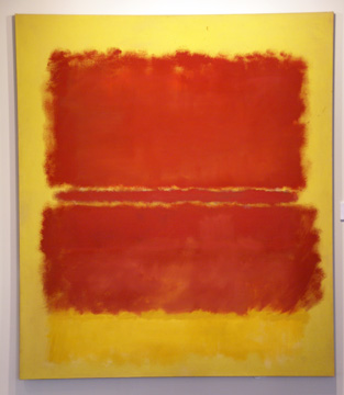 """No. 15,"" by Rothko"